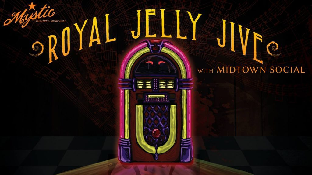 midtown social, royal jelly jive, the mystic, petaluma